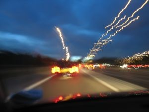 nightmotorwaylights